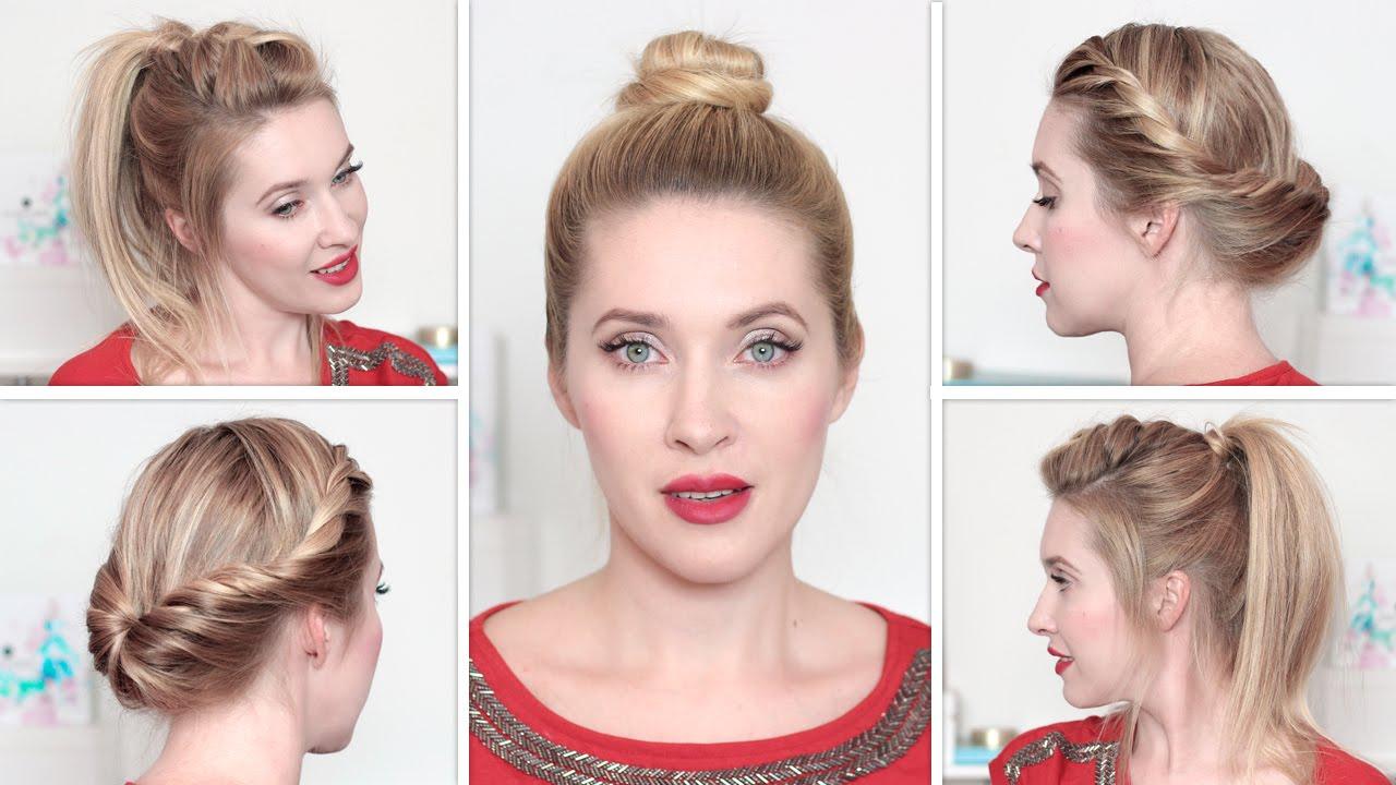 повседневные длины фото прически волосы средней