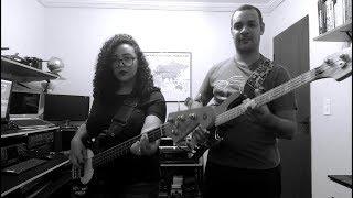 Alamo Bass & Biah Bass - Nikkis Groove (Marcus Miller)