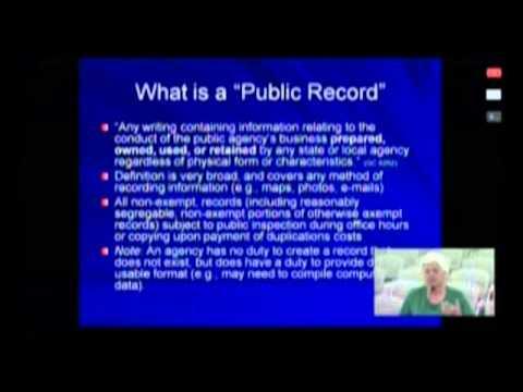SCV Habitat Agency Public Advisory Meeting August 7 2014