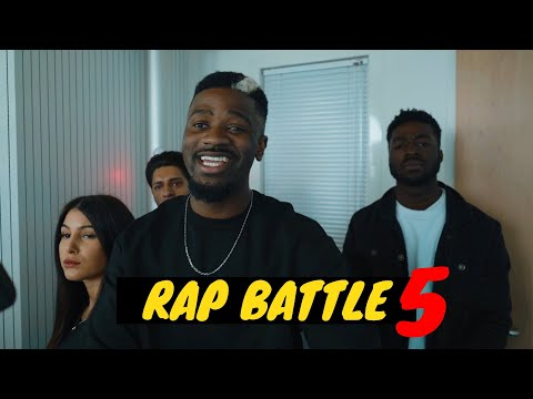RAP BATTLE (PART 5) vs BODYFORMUS | Ah Nice