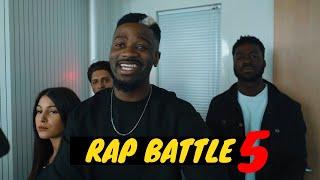 RAP BATTLE (PART 5) vs BODYFORMUS | Ah Nice