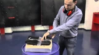 Испытание бронежилета 1 класса(Испытания бронежилета 1 класса скрытого ношения