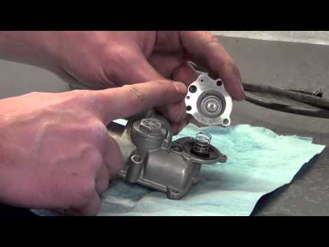 How To Clean Honda Crf Carbs Fcr Flatslide Youtube