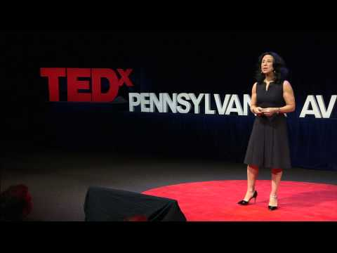 From invisible to visible | Maria Hinojosa | TEDxPennsylvaniaAvenue