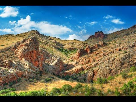 Amaghu Valley, Vayots Dzor Province, Armenia, Eurasia