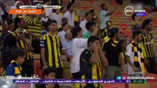 TimeOut - هدف محمود كهربا في شباك الفتح ووصوله للهدف الـ 11 له  في الدوري السعودي