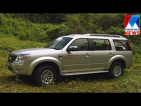 Ford Endeavour Test Drive Fast Track Old Episode Manorama