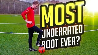 Most Underrated Football Boot EVER? adidas 11Pro Test & Review by freekickerz