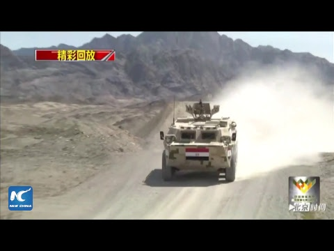 International Army Games 2017: Clear Sky competition held in Xinjiang, China