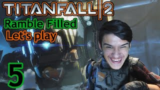 All Dead People are Now Named Steve!!! (Titanfall 2 Let