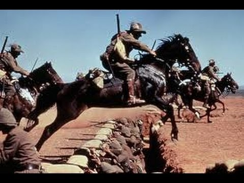 Australian Light Horse Beersheba Israel 1917.