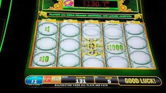 Green Machine Deluxe with Goodlife Slots!  Who doesn't like Free Spins?