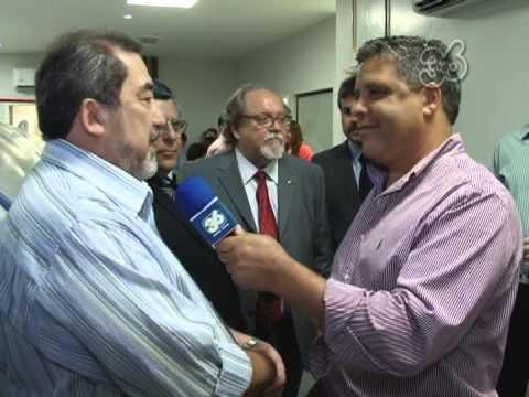 Video Inauguração da Clínica Hiperbárica de Volta Redonda, por Canal 36 VR