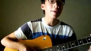 Nụ cười trong mắt em - huykhung guitar