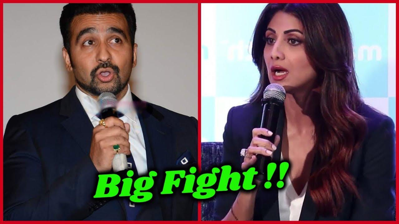 Raj Kundra & Shilpa Shetty's Relationship was in problem ?