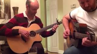 Si Beag Si Mor on two guitars - Paul Hawtin and Ian Clark