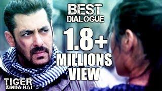 Tiger Zinda Hai Best dialogue | Salman Khan | Katrina Kaif | Ali Abbas zafar