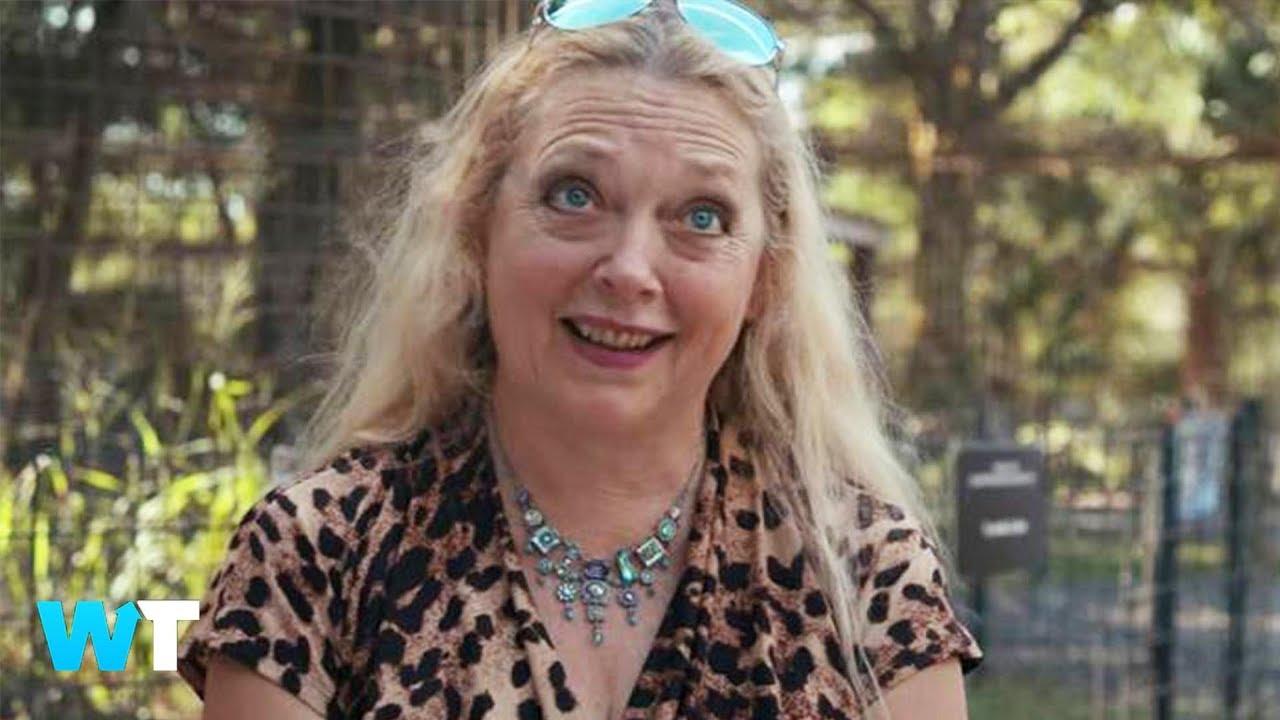 Carole Baskin Speaks Out Against Tiger King And Netflix