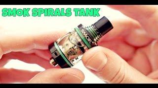 NEW SMOK Spirals Tank! Giveaway!