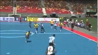 Amichevole Calcio a 5: Brasile - Argentina 4-1 del 07/09/2014