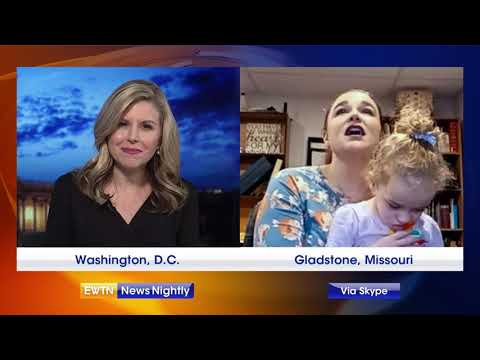 President Trump recognizes girl born at 21 weeks in SOTU address - EWTN News Nightly