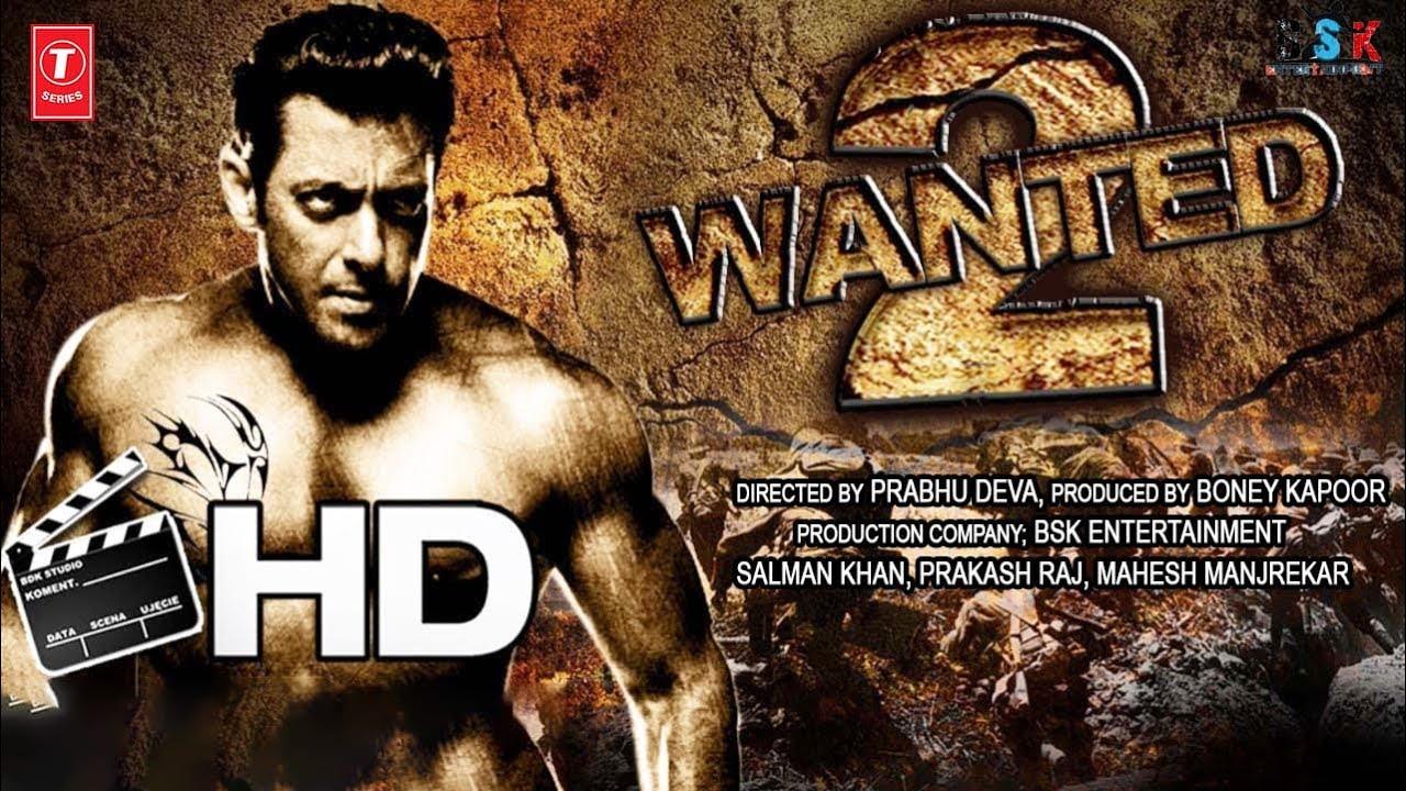 Download Wanted 2 Full Movie facts HD 4K  Salman Khan  Katrina Kaif  Prakash Raj  Prabhu Deva  Wanted 2 Movie