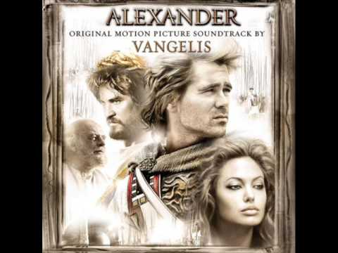 Alexander Soundtrack- Introduction AND Young Alexander