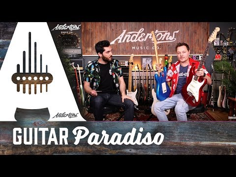 Fender Custom Shop Relic vs. Fender Roadworn - The Aged Strat Showdown!