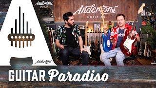Fender Custom Shop Relic vs. Fender Roadworn - The Aged Strat Showdown! Video