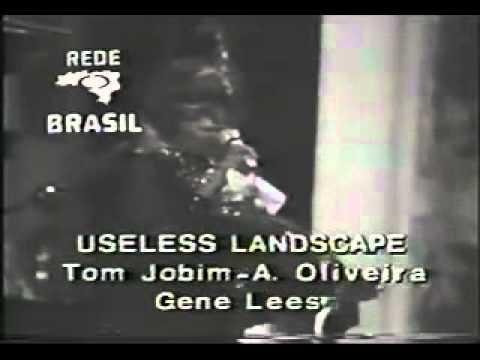 Клип Ella Fitzgerald - Useless Landscape