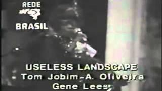 Ella Fitzgerald Sings Jobim