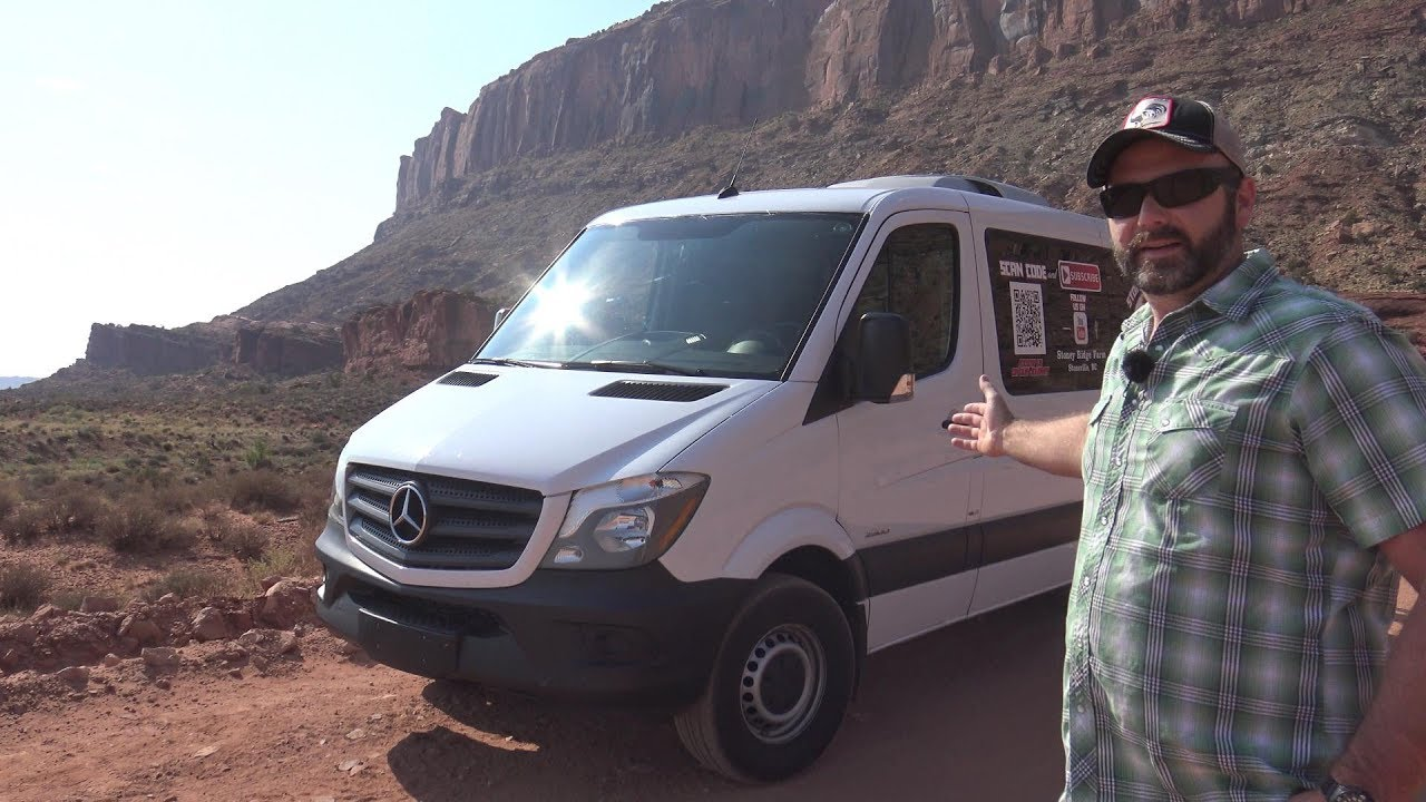 a05fb3b8d5 Don t Buy a Mercedes Sprinter Van until you watch an honest perfectionist review  Sprinter
