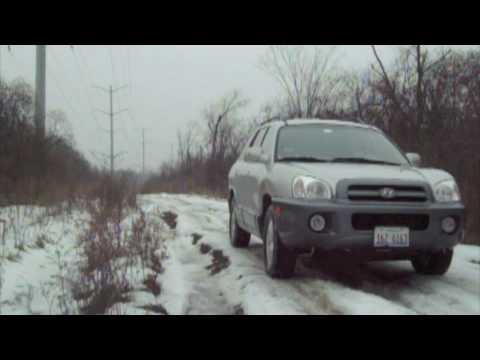 Fun Off Road Hyundai Santa Fe