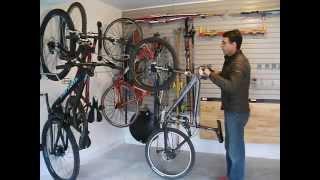 Folding Garage Storage Solutions