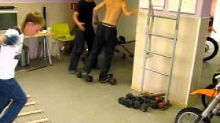 тренировка координации мотокросс дети