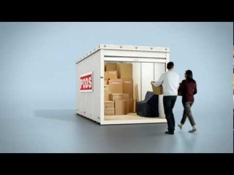 PODS Portland ME   Moving U0026 Storage