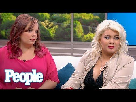 Teen Mom: Amber Portwood & Catelynn Lowell Baltierra On Mental Health Battles | People NOW | People