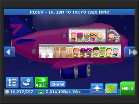 Pocket planes episode 17 cloudliner m vs cloudliner c