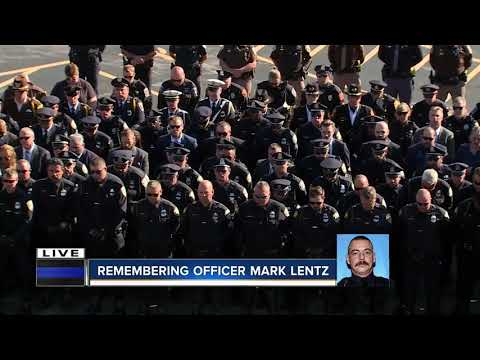 MPD Officer Lentz's End of Watch Final Call