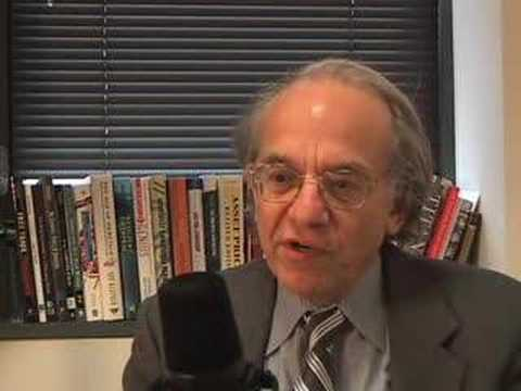 Jeremy Siegel on Bear Stearns, the Rate Cuts and Inflation