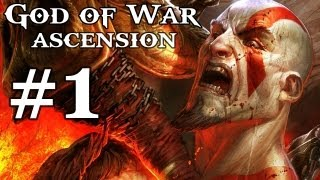 God of War Ascension - Walkthrough Part 1
