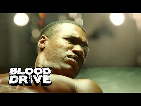 BLOOD DRIVE  Season 1, Episode 2: Orientation  SYFY