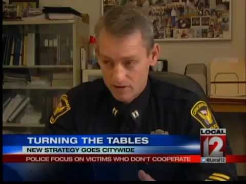 New Cincinnati Police Strategy: Force Victims To Talk Or Face Consequences