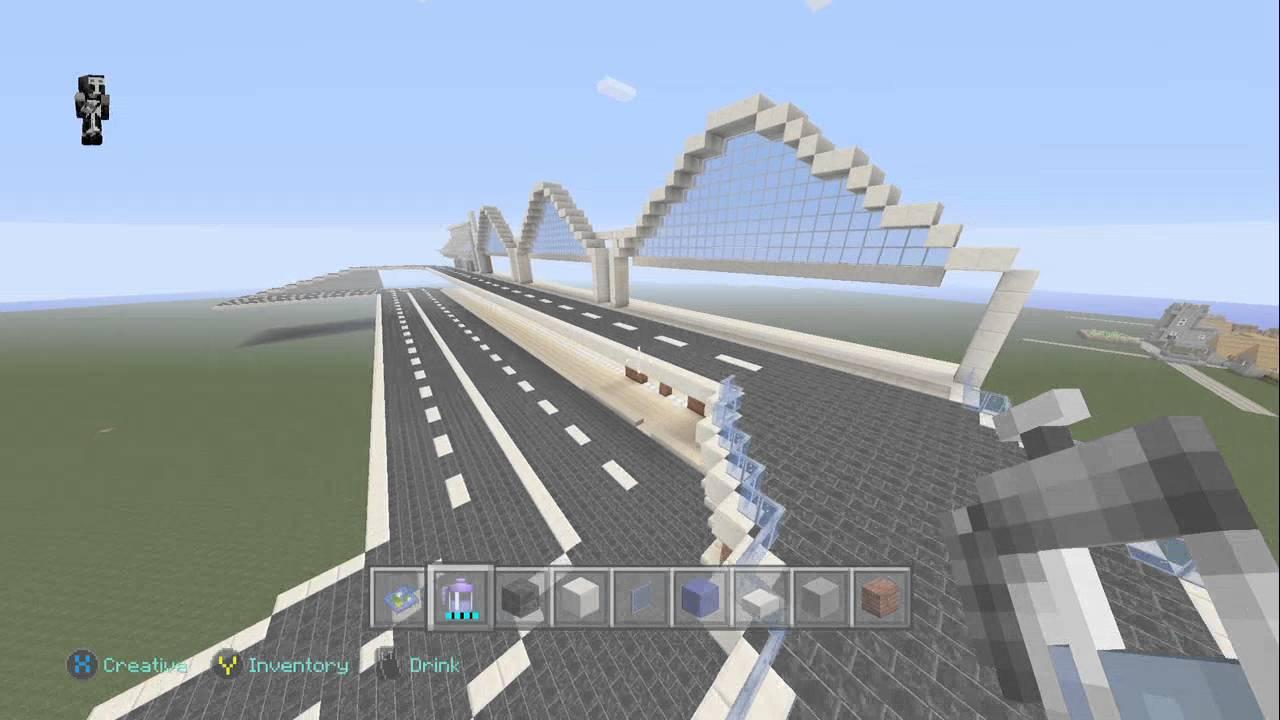 Minecraft San Antonio International Airport Update 1