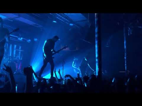 BLESSTHEFALL-Promised Ones/You Wear A Crown But You're No King/Welcome Home-Live In Tampa,FL(9/8/18)