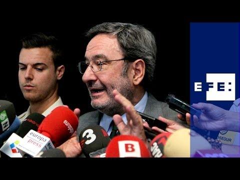 Narcís Serra defiende su gestión al frente de Caixa Catalunya