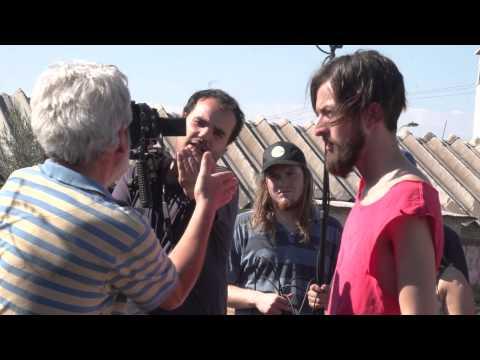 Rodaje Transversal de Cine UDD en El Bosque