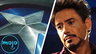 Top 10 Times Superheroes Quit