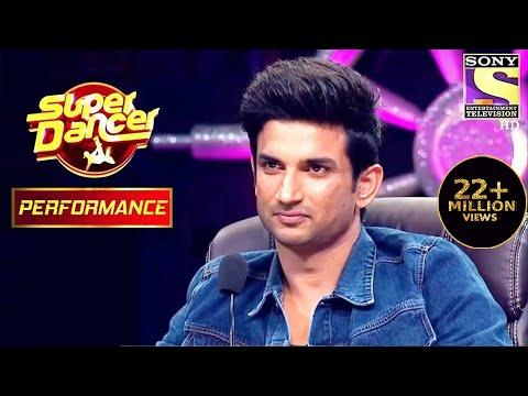 Akshit's Performance Leaves Sushant, Bhumi \u0026 Judges Teary-eyed | Super Dancer Chapter 3