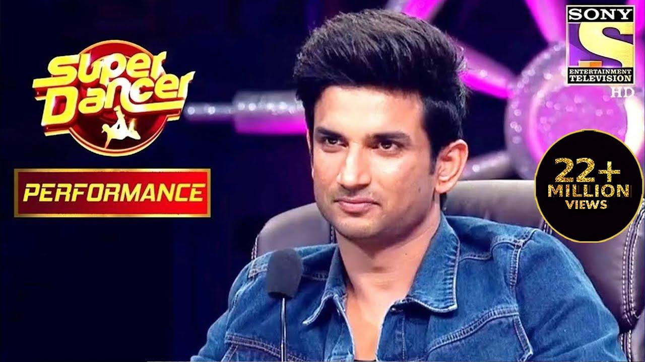 Akshit's Performance Leaves Sushant, Bhumi & Judges Teary-eyed | Super Dancer Chapter 3